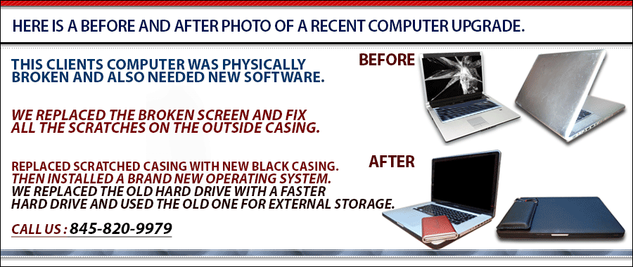 computer repair in Middletown New York